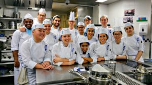 Basic Cuisine & Patisserie, Week 10 (Exams)
