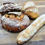 Kurz pečení kváskového chleba v Bread Ahead