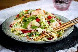 Vietnamský salát