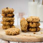 Mrkvové ovesné sušenky
